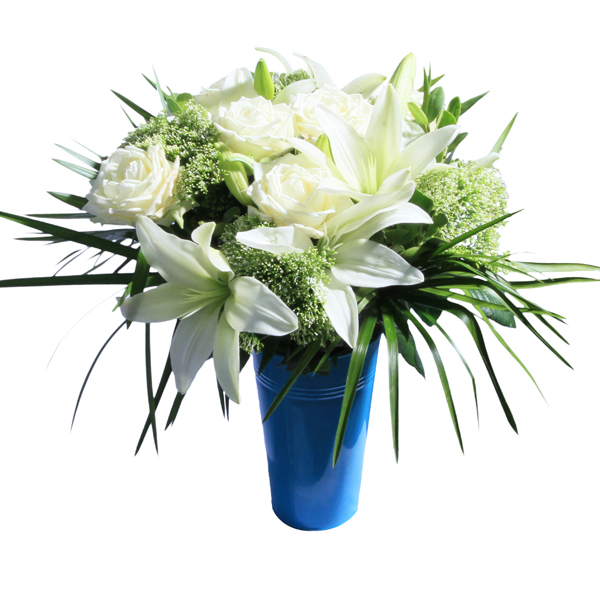 """Good Luck"" Bouquet!"
