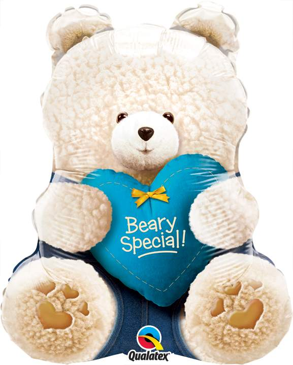 Beary Special Boy Bear Ballon !