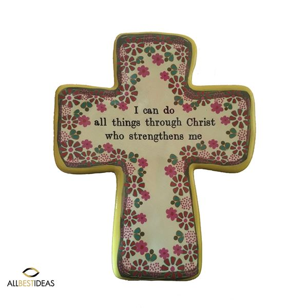 Artisan Cross Keepsake
