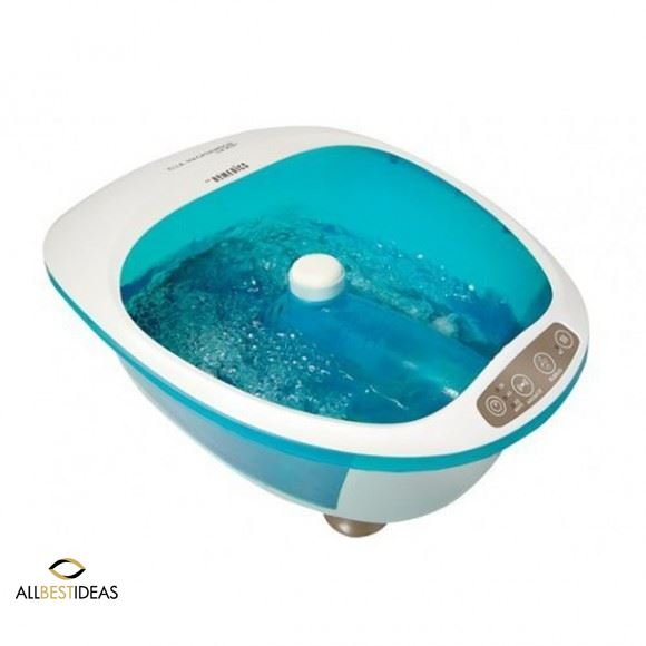 Homedics Foot Spa with heater!