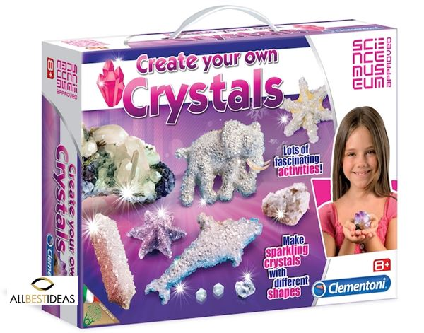 Create Your Own Crystal!
