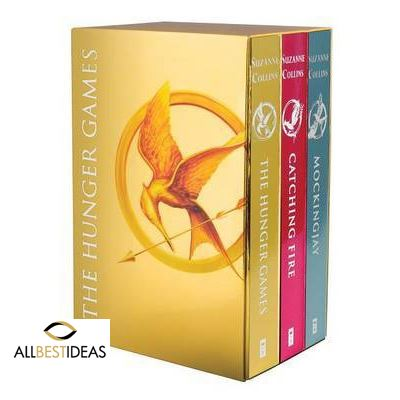Hunger Games Foil Box Set - Suzanne Collins