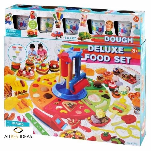 Deluxe Dough Food Set!