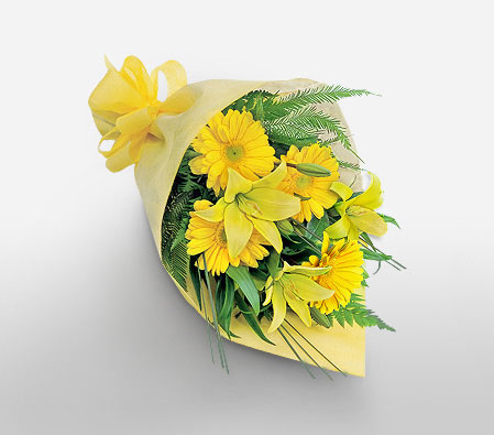 Yellowish Bouquet
