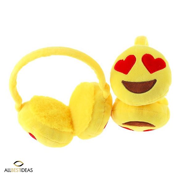 Emoji Ear Cover
