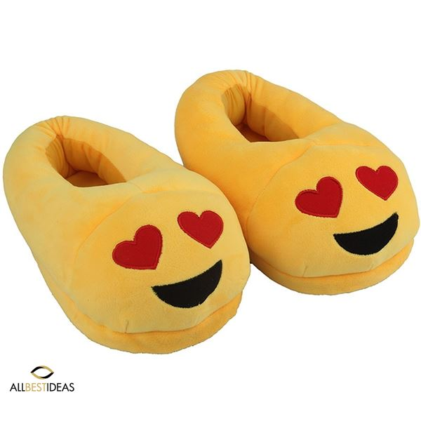 Emoji Slippers