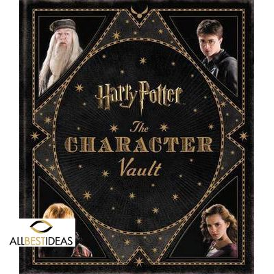 Harry Potter The Character Vault - Jody Revenson