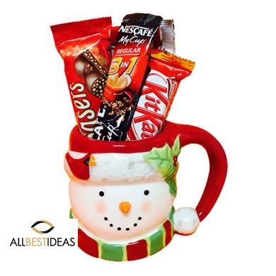 Chocolate in Mug!