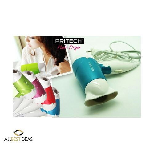 PRITECH Professional DC Hair Dryer!