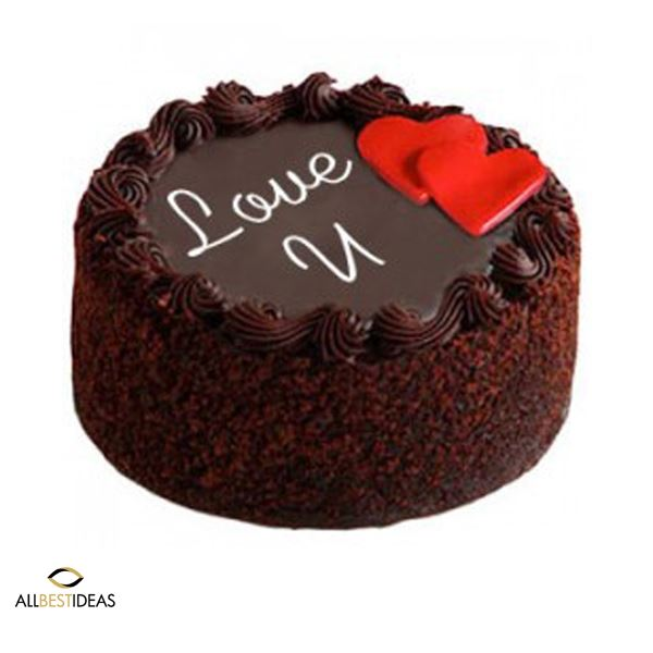Chocolate Love Cake!