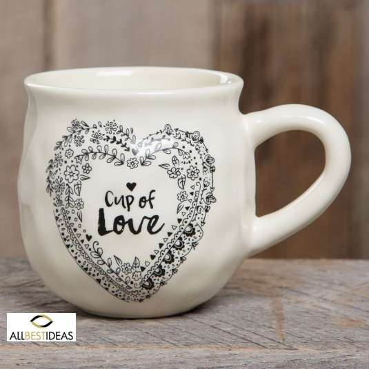 Cup of Love Happy Mug