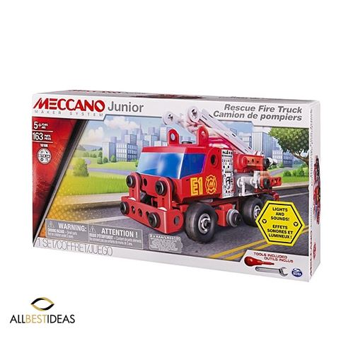 meccano fire engine