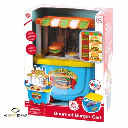 Gourmet Burger Cart