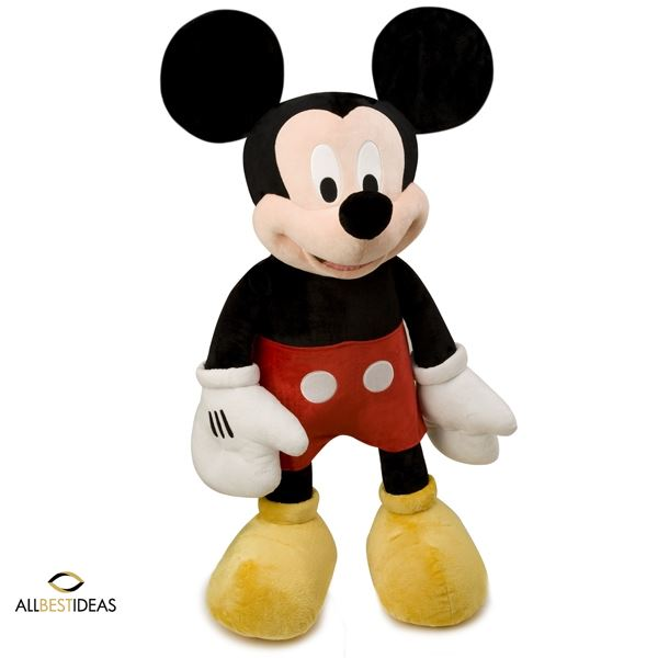 MICKEY MOUSE Plush!