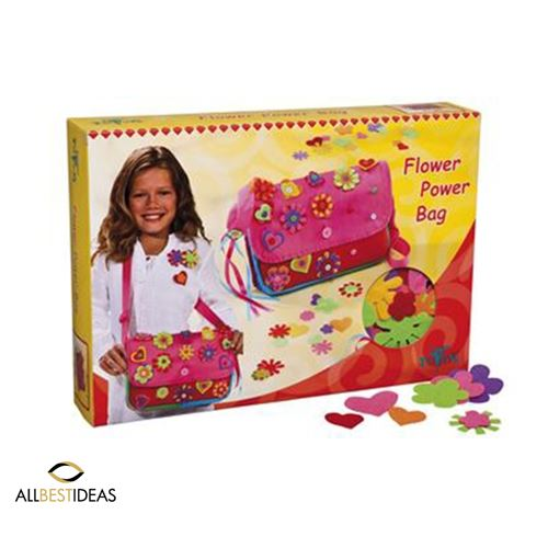 Flower Power Bag