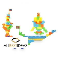 This toy will help to Develops creative thinking!