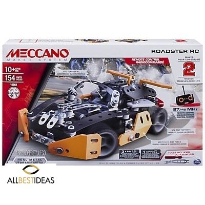 Meccano - Roadster RC - Remote Control Vehicle