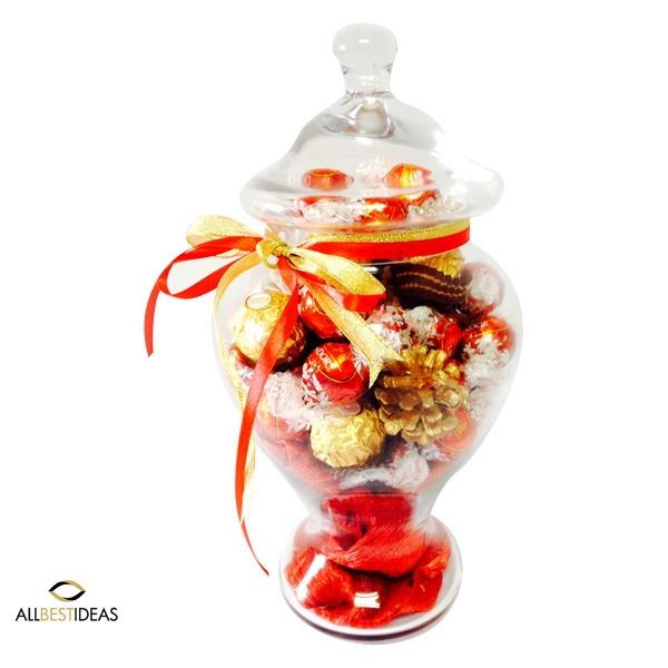 Lindt and Ferrero Jar!