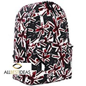 UK flag backpack