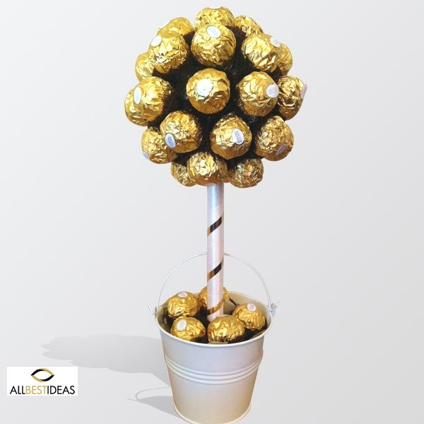 Ferrero Rocher Sweet Tree