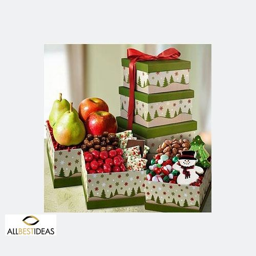 Summit Christmas Fruit Gift