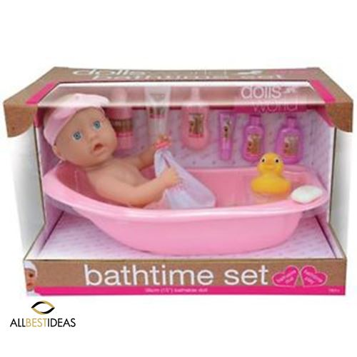 Bath Time Baby