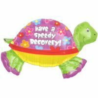Speedy Recovery Turtle Balloon!