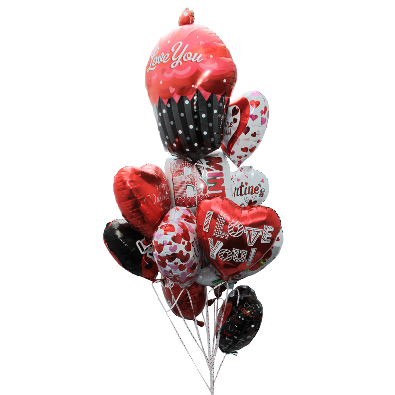 Love Balloons Bouquet!