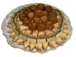 Assorted Baklava!