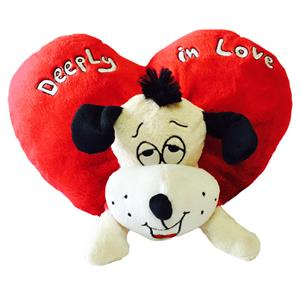 Deeply In Love Pillow!