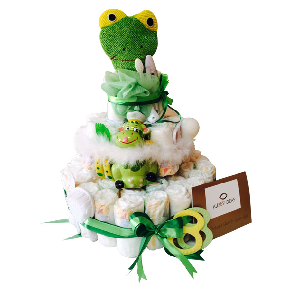 Huggies Diaper Cake!