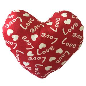 Heart Pillow and Hand Warmer!