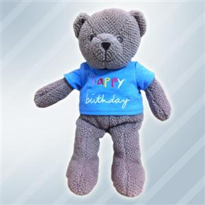 Happy Birthday Teddy Bear !